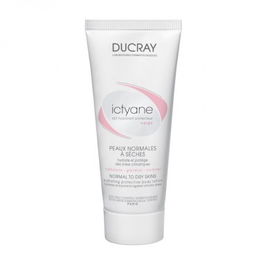 Ducray Ictyane crème hydratante