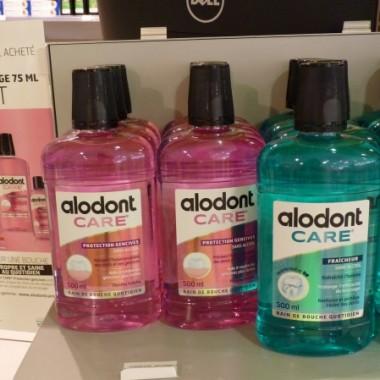 Offre bain de bouche Alodont Care